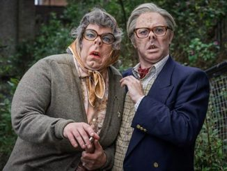 The League of Gentlemen returns for three shows (Pic credit: BBC)