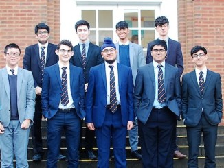 The Manchester Grammar School Mens4s team