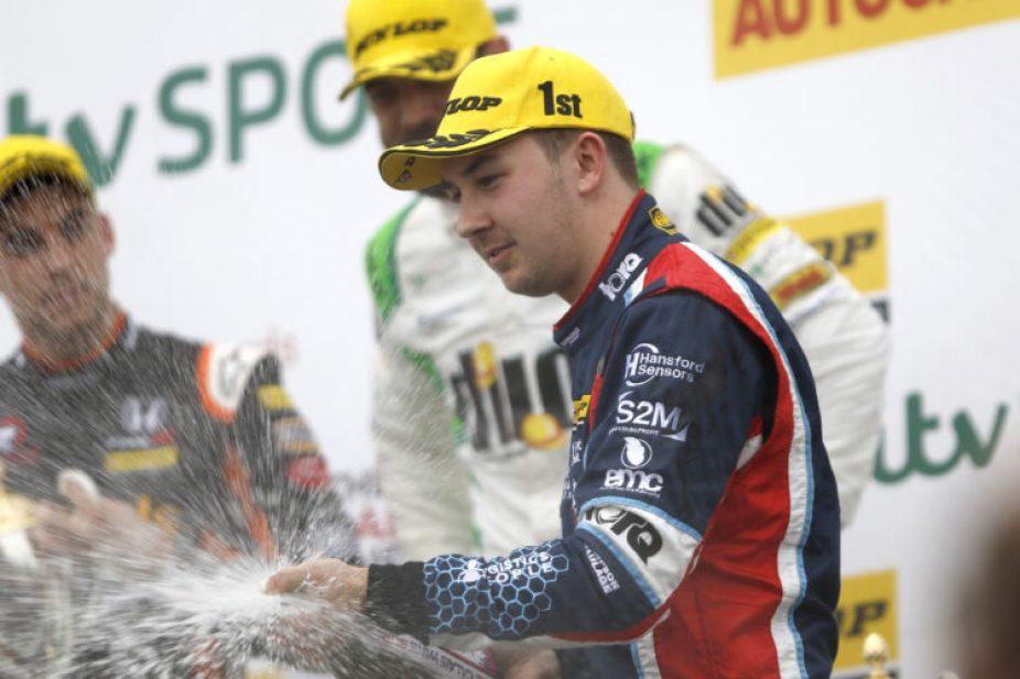 Tom Ingram wins for Speedworks