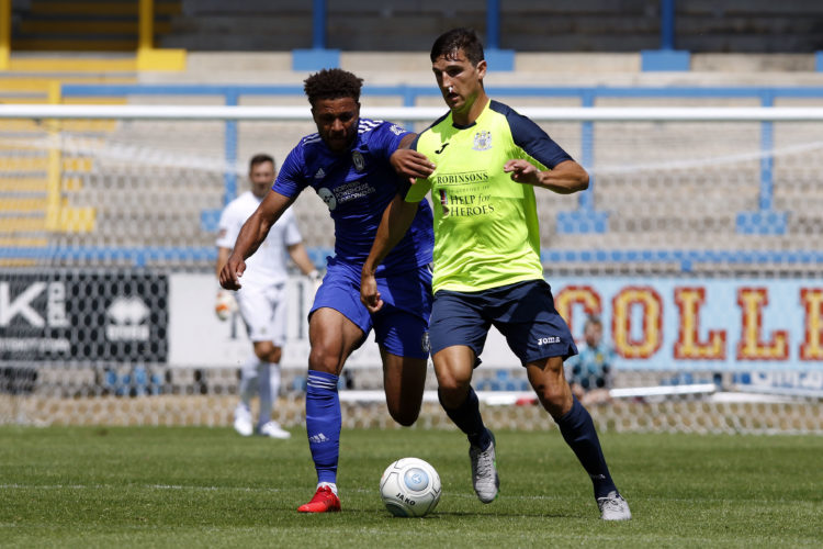 Stockport County's pre-season starts with 2-1 win at Halifax