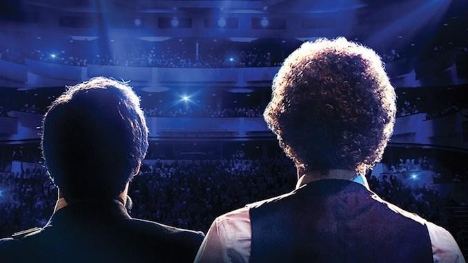 The Simon & Garfunkel Story @ Stockport Plaza poster
