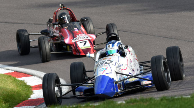 Oulton Park Race Day, British Racing & Sports Car Club, BRSCC, Oulton Park, 29.09.2018, Formula Ford 1600