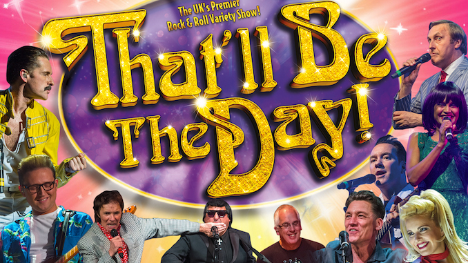 That'll Be The Day at Stockport Plaza