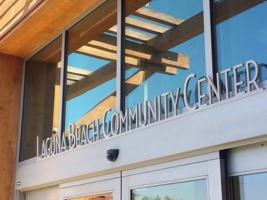 Laguna Beach Community Center by SouthOCBeaches.com