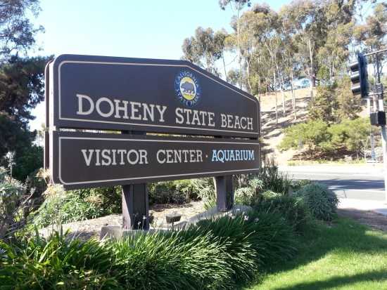 Doheny State Beach by SouthOCBeaches.com