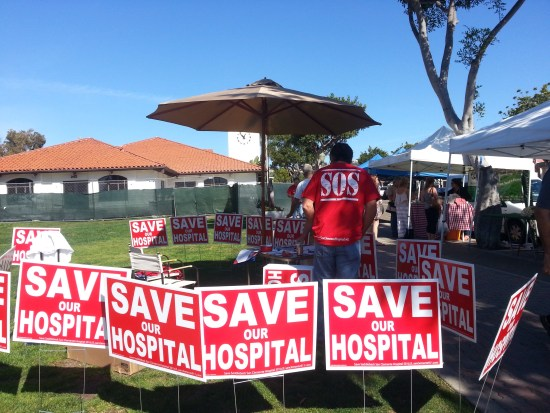 Save San Clemente Hospital by www.southocbeaches.com