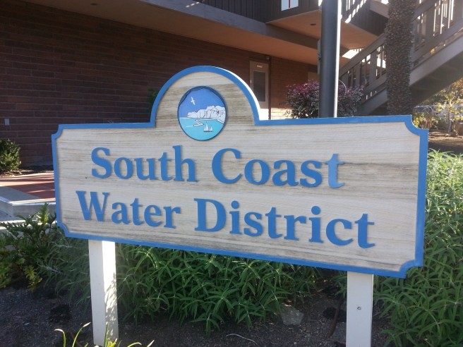 South Coast Water District by southocbeaches.com