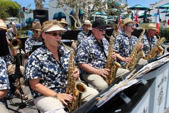 Laguna Beach Concert Band image from www.facebook.com/lagunabeachconcertband
