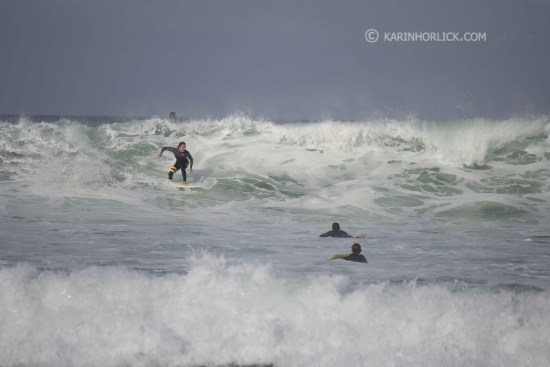 Salt Creek Beach Surfers Courtesy of www.karinhorlick.com