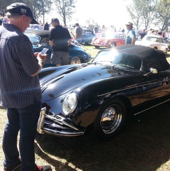 Porsche 356 Show at Lantern Bay Park Dana Point by www.southocbeaches.com