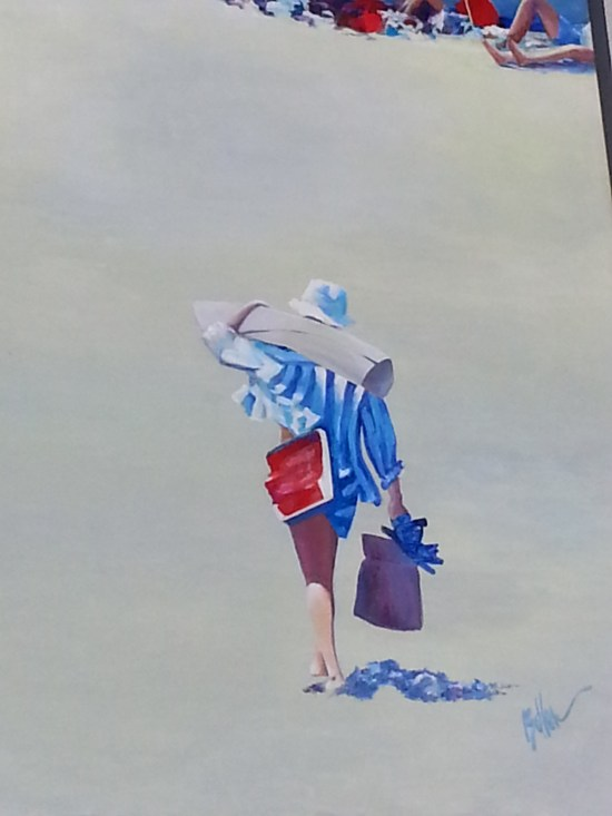 Laguna Beach Mural by www.southocbeaches.com