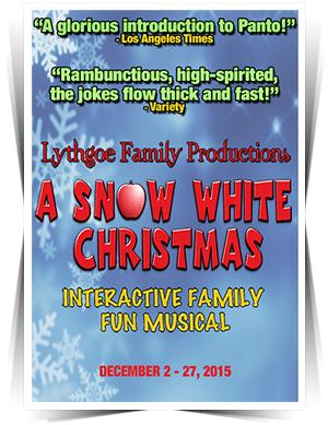 Laguna Playhouse Snow White Christmas 2015