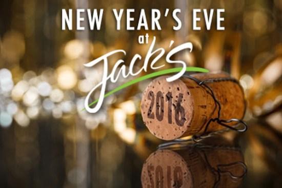 Jacks Restaurant Dana Point New Year's Eve 2015