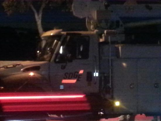 Dana Point Power Outage December 28 2015 by southocbeaches.com