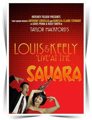 Laguna Playhouse Louis and Keely Live at the Sahara 2016
