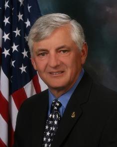 San Clemente Mayor Bob Baker