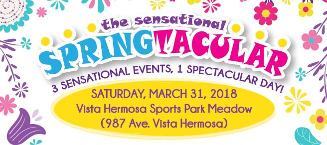 San Clemente SpringTacular March 31 2018