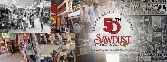 Laguna Beach Sawdust Festival 2016