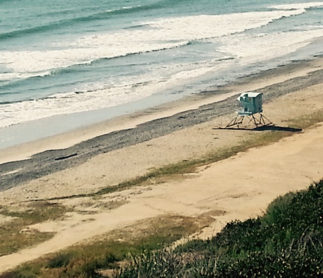 San Onofre Beach by SouthOCBeaches.com