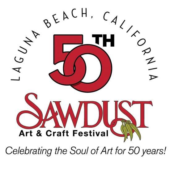 Sawdust Art Festival Laguna Beach California