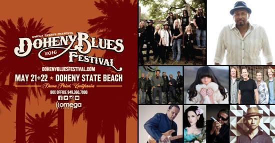 Doheny Blues Festival 2016 Banner 2