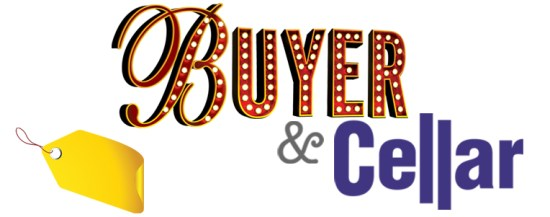 buyer and cellar at Laguna Playhouse June 2016
