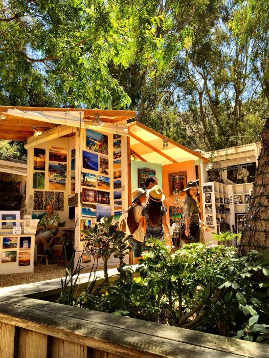 Laguna Beach Sawdust Art Festival 2016 Courtesy of SawdustArtFestival.org