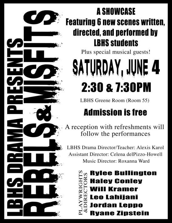 Laguna Beach High School Spring Showcase June 4 2016
