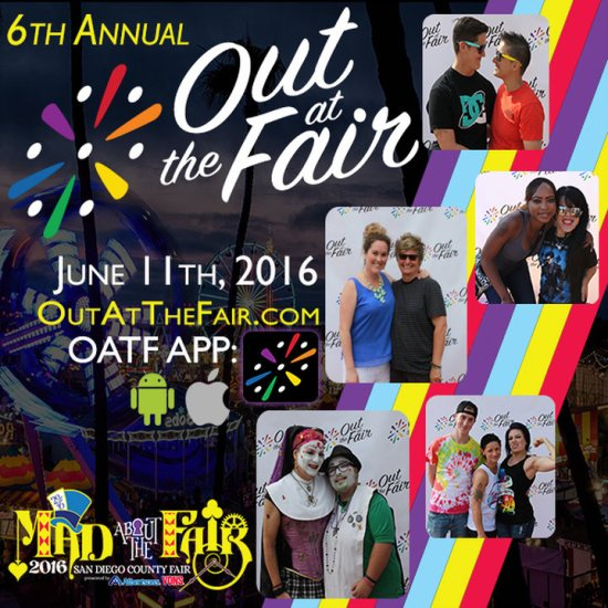Out At The Fair- San Diego County Fair June 11 2016