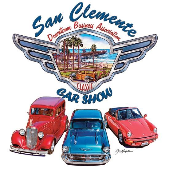 San Clemente Classic Car Show June 12 2016