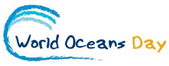 World Oceans Day Banner