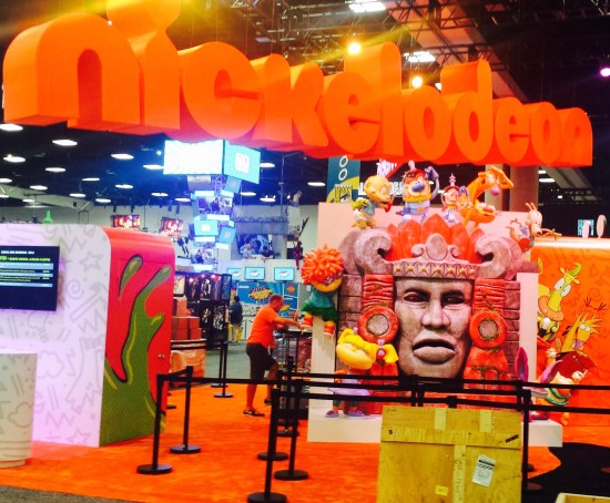 Comic Con 2016 Preview Night Nickelodeon by SouthOCBeaches.com