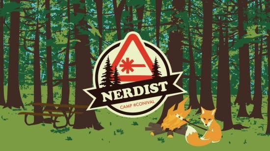Nerdist Camp Conival