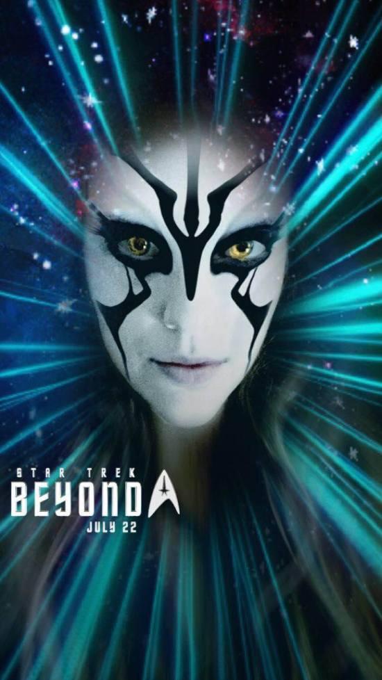 Star Trek Beyond #ComicCon2016 Premiere July 22 2016