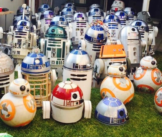 Droid Image Courtesy of facebook.com/TheMikeSenna