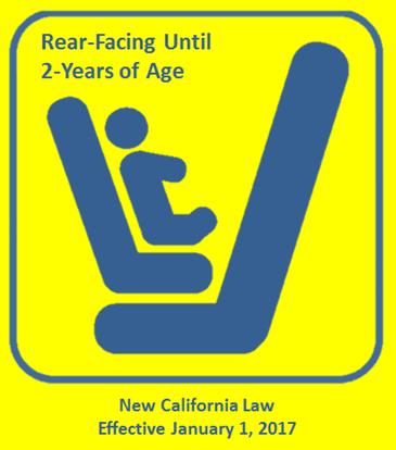 Dana Point California New Car Seat Laws Class Monday December 5 2016