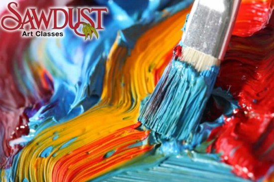 Laguna Beach Sawdust Art Festival Classes