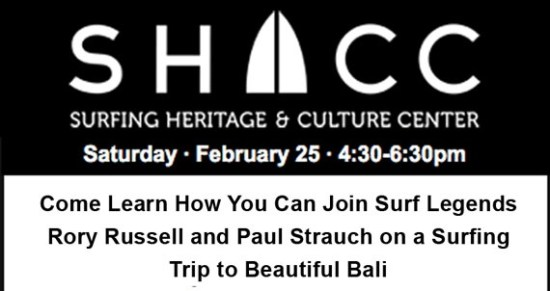 San Clemente Surfing Heritage & Culture Center February 25 2017