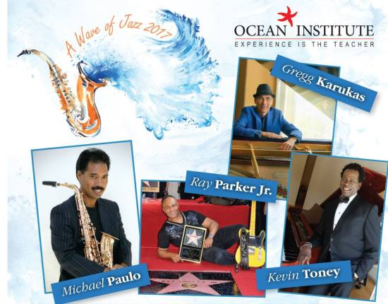 Dana Point Ocean Institute Jazz Festival March 2017