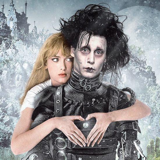 Image Courtesy of facebook.com:EdwardScissorhandsMovie