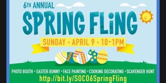 Costa Mesa Spring Fling April 9 2017 at SOCO