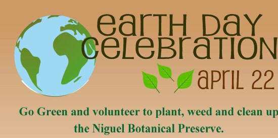 Laguna Niguel Earth Day April 22 2017