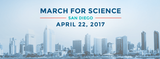 March for Science San Diego April 22 2017