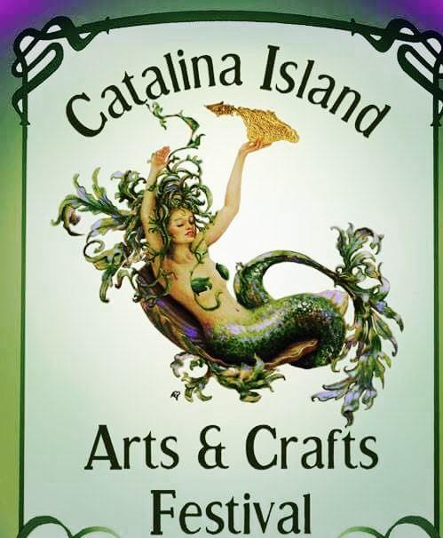 Catalina Island Arts & Crafts Festival April 2017