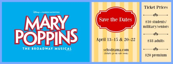 SCHS Mary Poppins April 2017