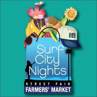Huntington Beach Farmers Market Courtesy of surfcitynights.com