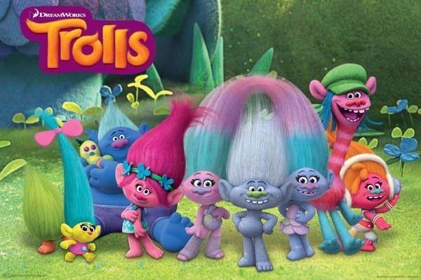Trolls Courtesy of dreamworks.com/trolls