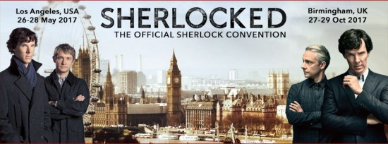 Sherlocked Fan Convention Los Angeles California May 2017