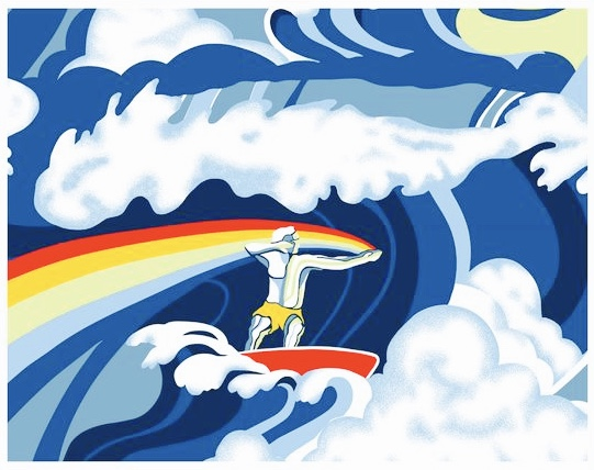 Cosmic Creek Surf Contest May 20 2017 Salt Creek Beach Dana Point California Courtesy of Vissla.com