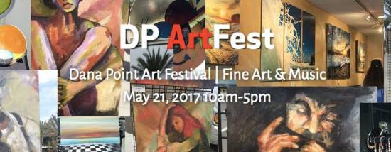 Dana Point Art Fest Banner
